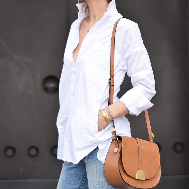 Белая рубашка на все случаи жизни