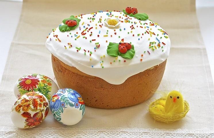Сохраните себе рецепт вкусного кулича перед праздником Пасха