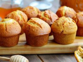 Рецепт кексов из творога