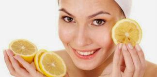 Отличный метод использования лимона для красоты!