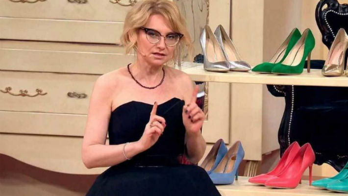 5 золотых правил выбора туфель от Эвелины Хромченко