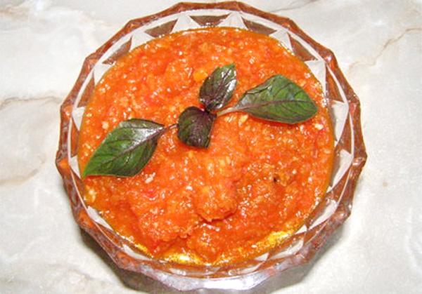 Вкусная икра из кабачков фото