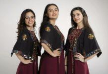 Три грузинки спели и мигом стали интернет-сенсацией (видео)