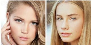 Ставка на кожу: летний «макияж без макияжа»