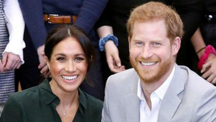Герцогиня в положении: Меган и принц Гарри ждут первенца
