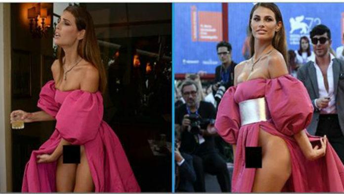 6 моделей, которые обожают «голые» наряды