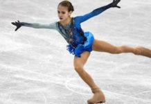 Трусова впервые в истории женского фигурного катания выполнила четверной лутц