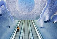 Видео самой красивой станции метро в мире Источник: http://travelask.ru/blog/posts/13607-video-samoy-krasivoy-stantsii-metro-v-mire