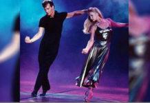 Невероятный танец Патрика Суэйзи со своей женой