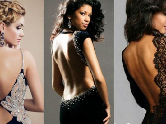 Бюстгальтеры без спины для открытых платьев и блузок
