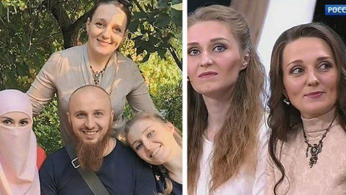 Российский «султан» и три его жены прославились на всю страну