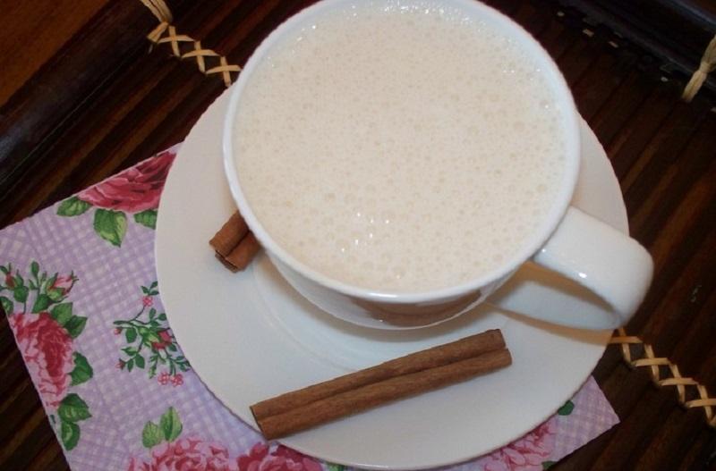 Разгрузочный кефирный напиток «Новый год на носу», худею на 3–5 кг стабильно