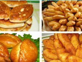 12 рецептов домашних пирожков