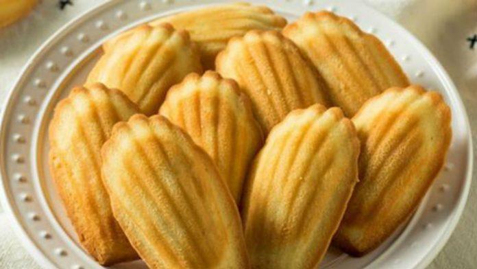 Быстрое печенье «Мадлен»