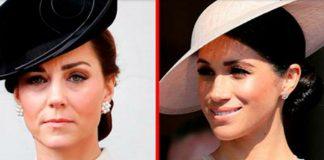 Меган Маркл довольна тем, что выглядит младше Кейт Миддлтон, хоть они и ровесницы