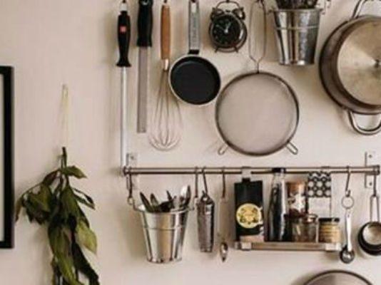 28 идей хранения вещей на кухне