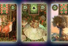 Магическая карта Ленорман даст ответ, когда сбудется ваше желание