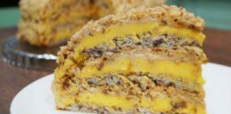 Любимый торт Египетский