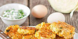 Постное меню: сочные капустные котлеты с аппетитной хрустящей корочкой