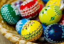 13 способов создания необыкновенных пасхальный яиц. Сделай праздник Пасхи еще светлее!