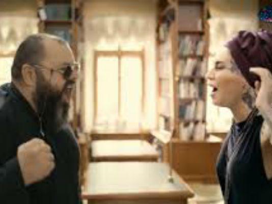 Трогательный клип Наргиз и Фадеева на ХИТ «Мы вдвоем»