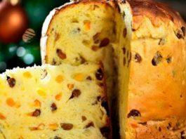 Итальянский пасхальный кекс Панеттоне ( быстрый рецепт)