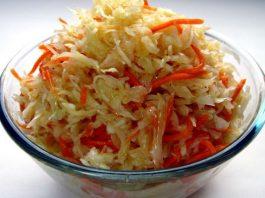Вкусно и просто : 5 моих любимых постных овощных салатов