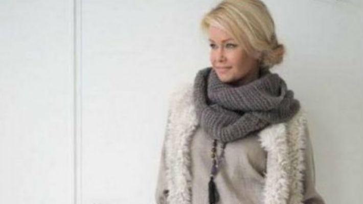 5 БОХО-идей зимних образов для женщин за 40