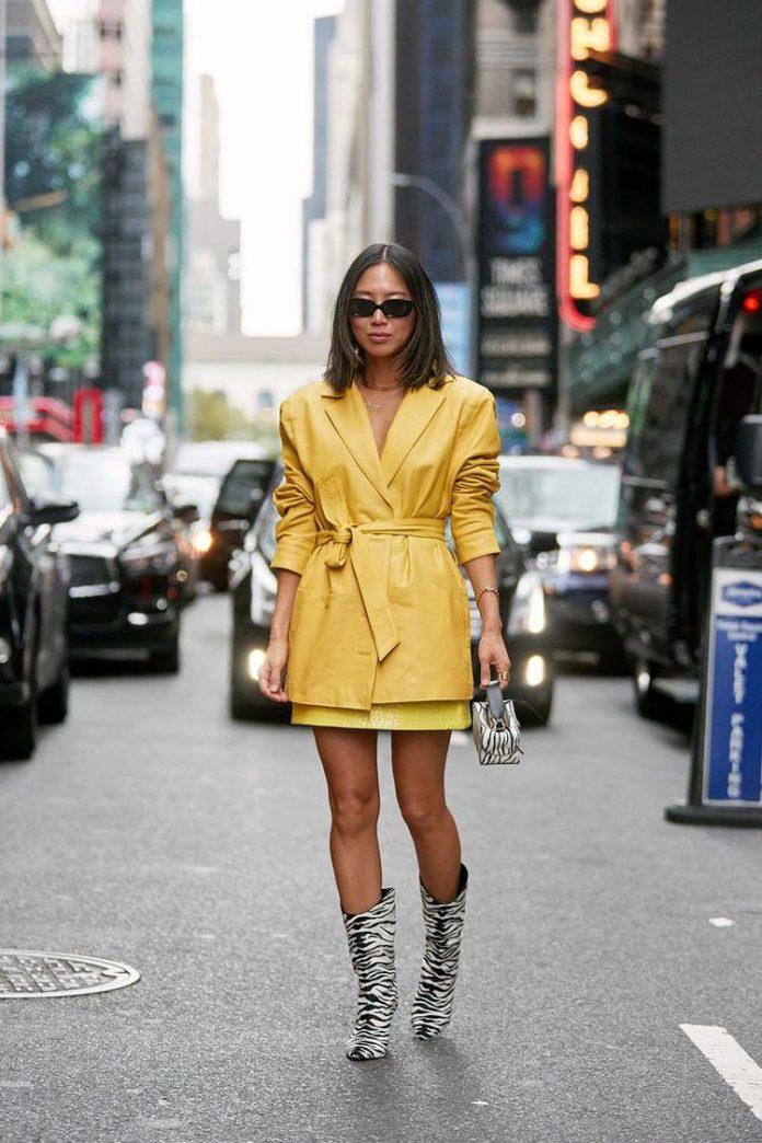 Тенденции мода