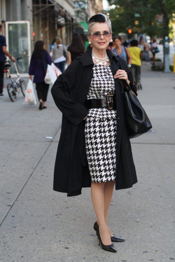 Базовый гардероб для женщины 50 лет
