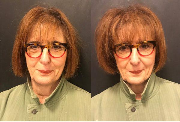 Стрижки для женщин 45 лет, которые молодят
