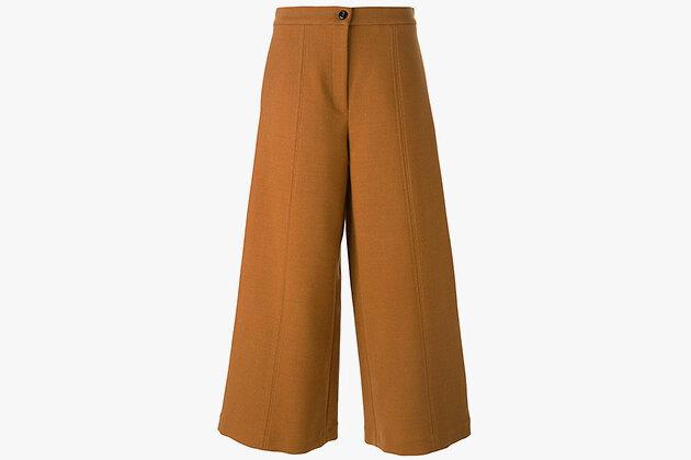 брюки-кюлоты