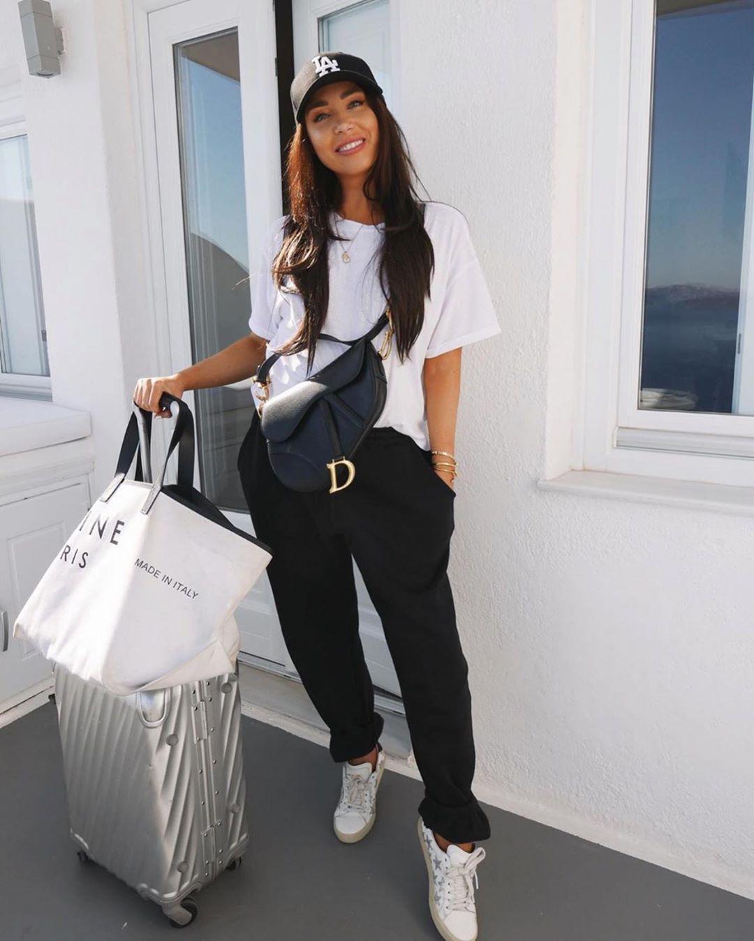 Белые кроссовки + брюки: самые удачные сочетания - 2